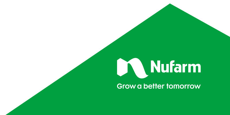 Nufarm Grow a better tomorrow