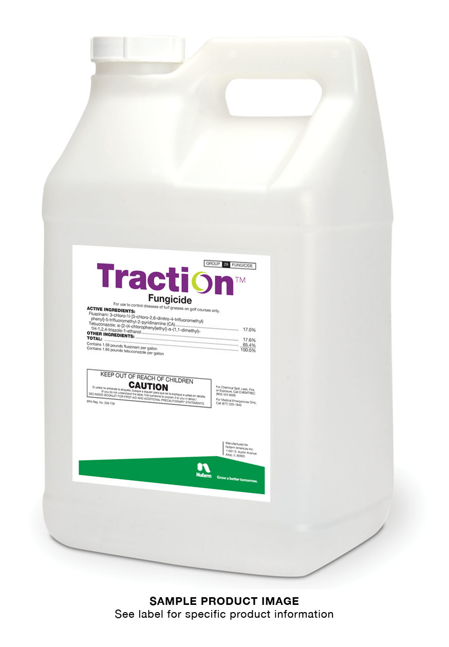Nufarm Insider Traction Fungicide For Golf Course Turf
