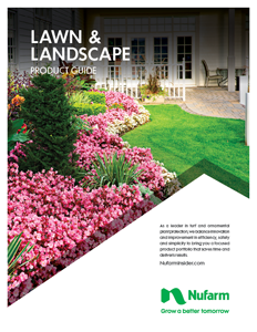 Lawn & Landscape Product Guide